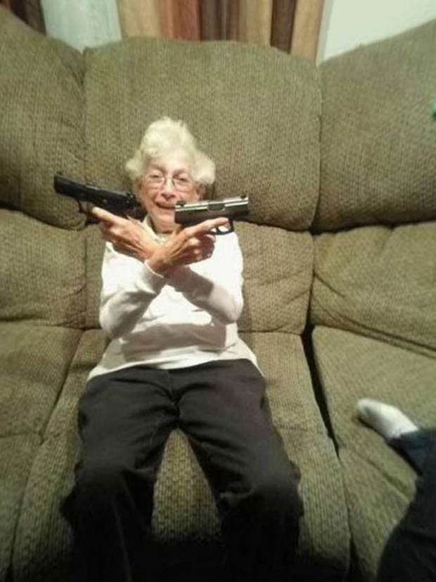 """While playing a long, Aunt Helen recalled a time when """"Gangbanger"""" had an entirely different meaning."""