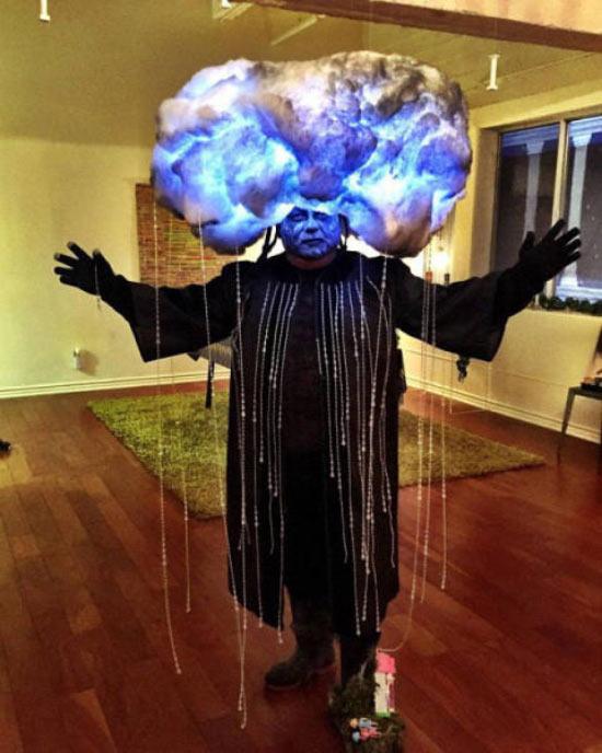 Thunder man! ~ Funny pics & memes