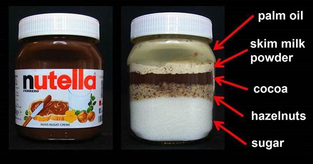 Why Nutella is soon good... ~ Funny pics & memes
