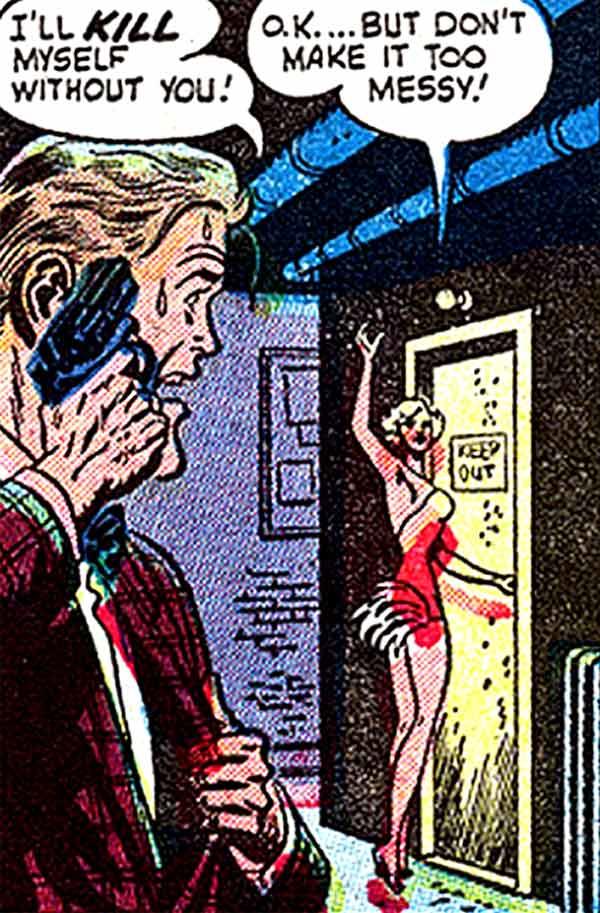 Funny but true comic book frame ~ Funny Pics & Memes