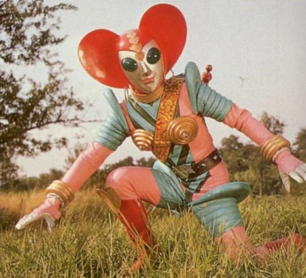 Vintage Japanese Sci-Fi character ~ funny pics & memes