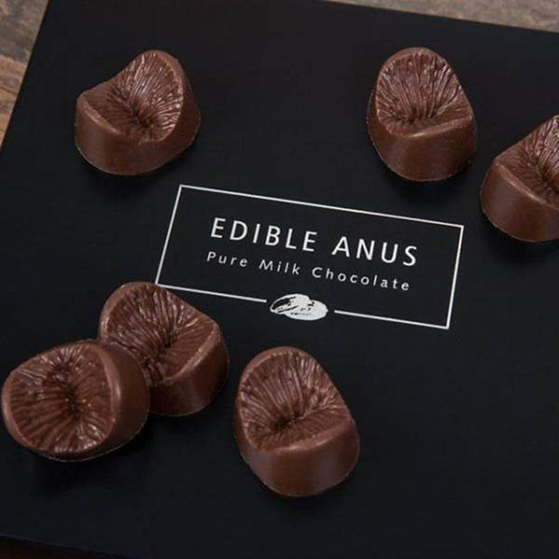 Valentines chocolates ~ Edible Anus candy... ... ~... ~ funny pics, best memes