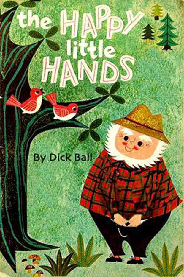 Play Time! ~ The Happy Little Hands ~ inappropriate children books ~terrible, bad kids books
