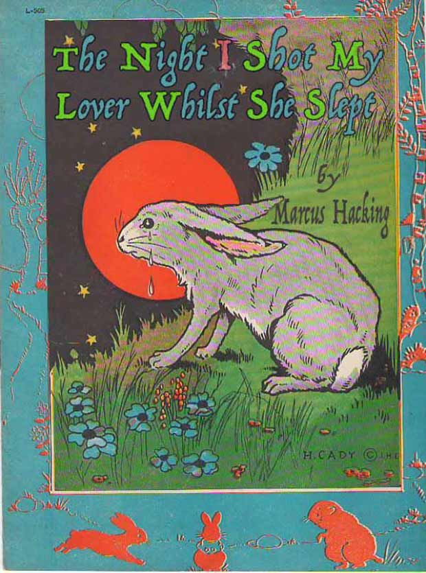 I hope it has a happy ending~ ~ inappropriate children books ~terrible, bad kids books