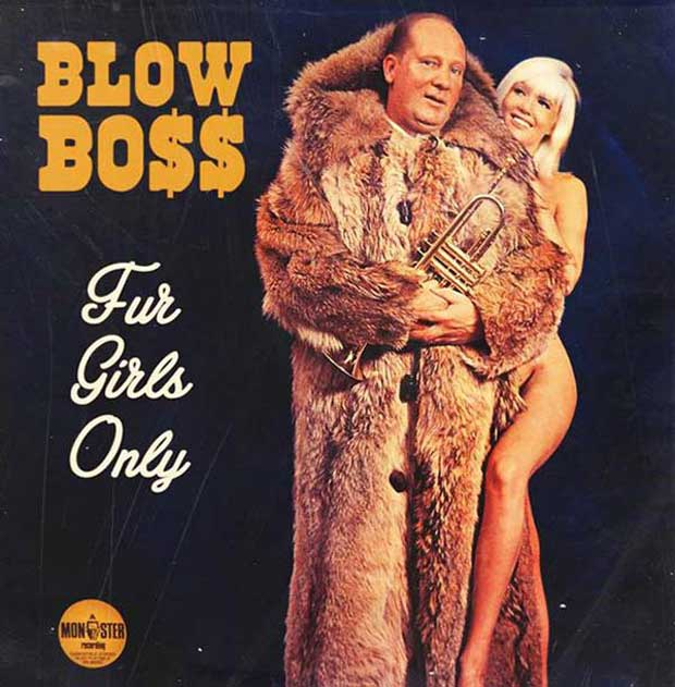 27 Bad Album Cover - The Worst of the Funny ~ Blow Voss Fur Girls Only