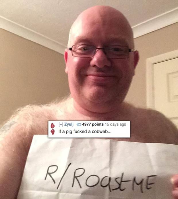 Funniest Memes of the Day ~ Roast Me ~ Pig Cobwebs