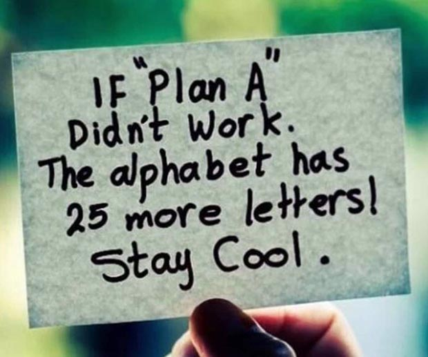 33 Funny Pics  Memes and Random Humor  ~ Inspirational quotes, sayings, plan a didn't work