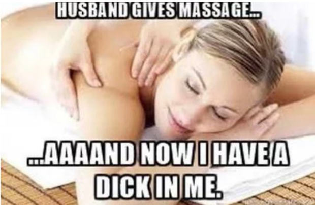 37 Things Only Women Get ~ massages
