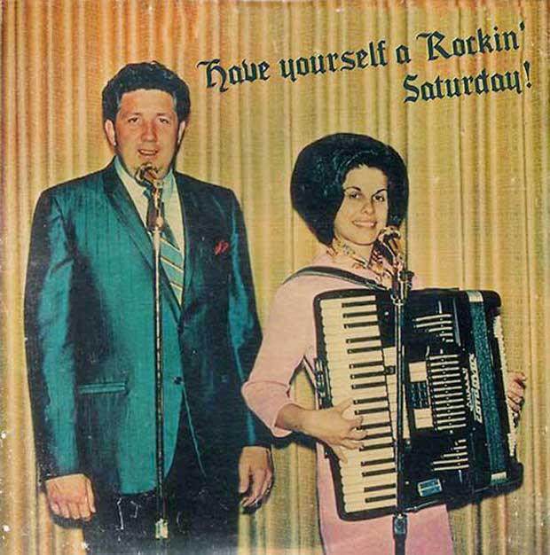 27 Bad Album Cover - The Worst of the Funny ~ Have yourself a rocking Saturday