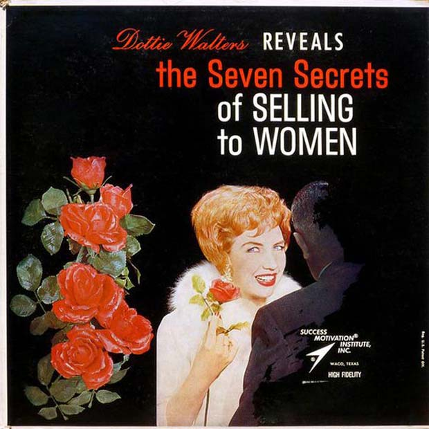 27 Bad Album Cover - The Worst of the Funny ~ Dottie Walter Reveals the Seven Secrets to Selling to Women