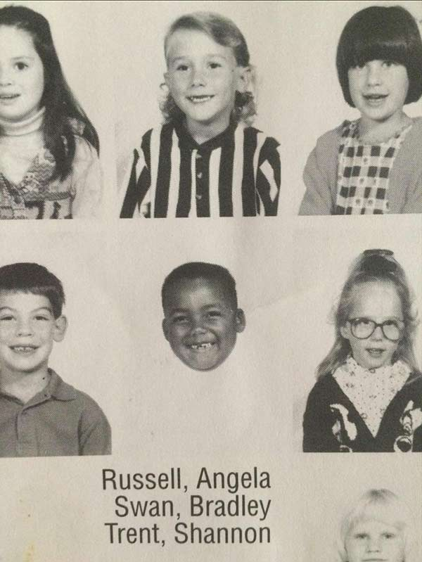33 Funny Pics and Memes of the Day ~ Funny yearbook photos elementary school