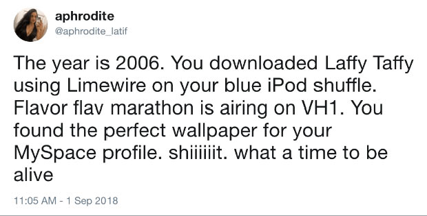 25 Things People Under Age 20 Don't Understand ~ VH1 Limewire iPod Shuffle