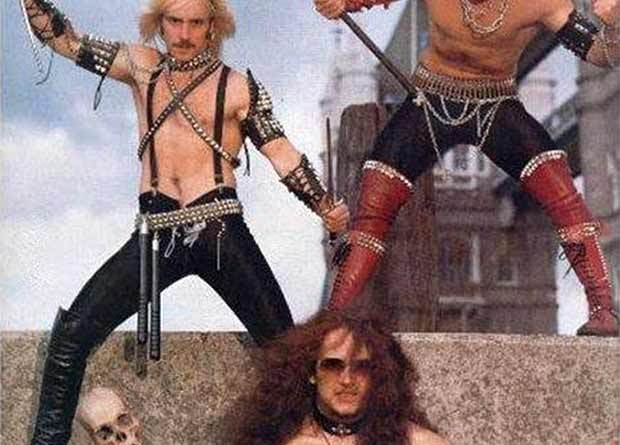 27 Awkward Funny Band Publicity Photos That Rock! ~ metal