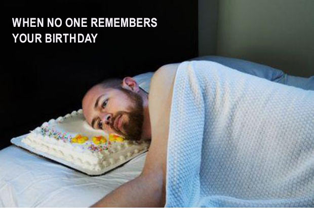 34 Funny Memes and Random Pics with Humous Convictions ~ forgot your birthday