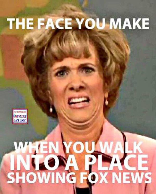 34 Funny Memes and Random Pics with Humous Convictions ~ that face you make Fox News