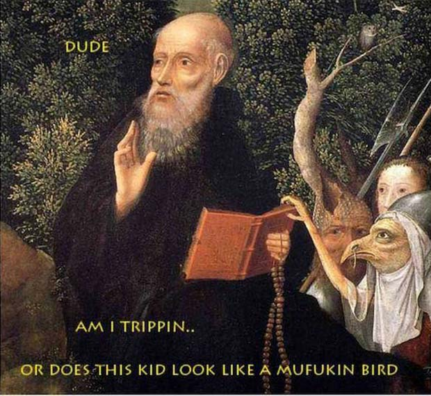 31 Funniest Memes and Pics Crazy Kooky and Comical ~ art history meme