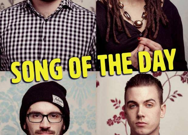 """The Skints reggae and ska band from London. Check out the song of the day """"This Town."""""""