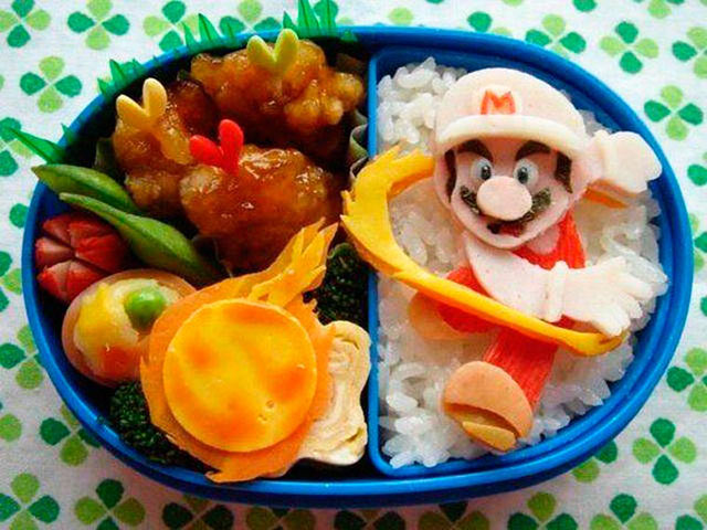 33 Funny Memes and Pics to Release Your Inner Humor ~Super Mario sushi bowl