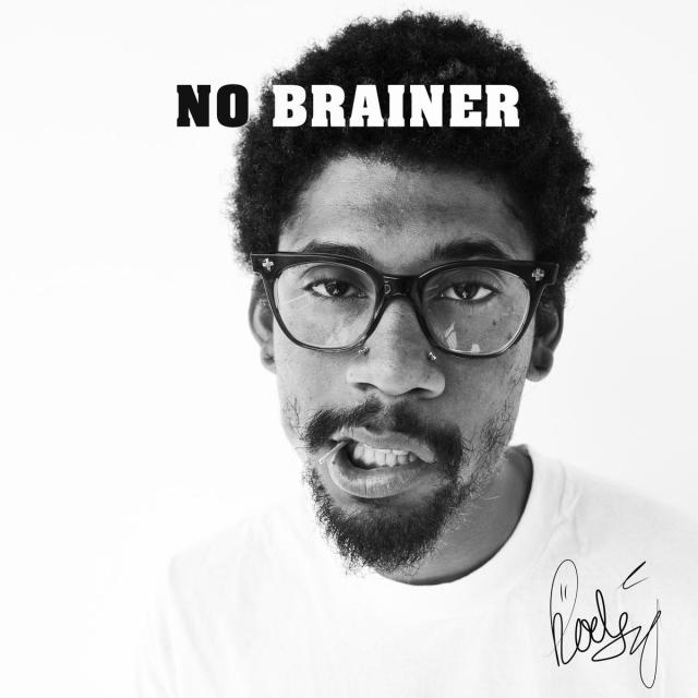 "Hodgy unveils new track ""No Brainer"""