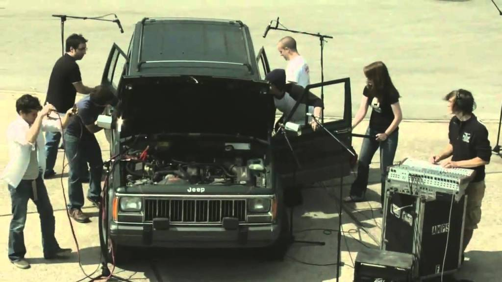 how's this for a decade, ten years ago Julian Smith released Techno Jeep