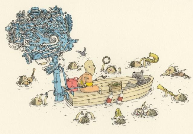 introducing the creative world of Mattias Adolfsson