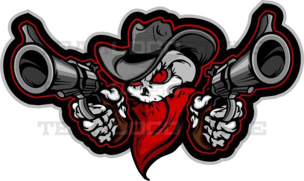 outlaw logo vector clipart outlaw