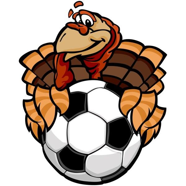 Turkey Soccer Clipart