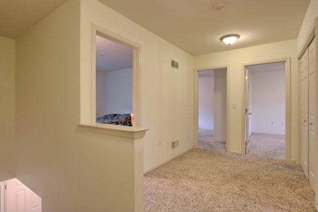 500 Waterside Circle - Upstairs Hallway
