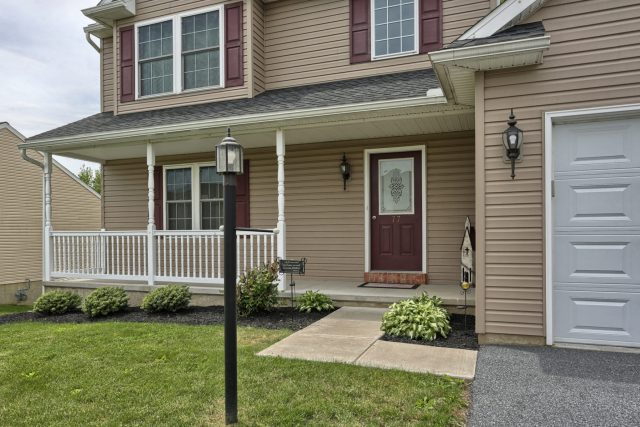 77 Gable Drive - Front Porch