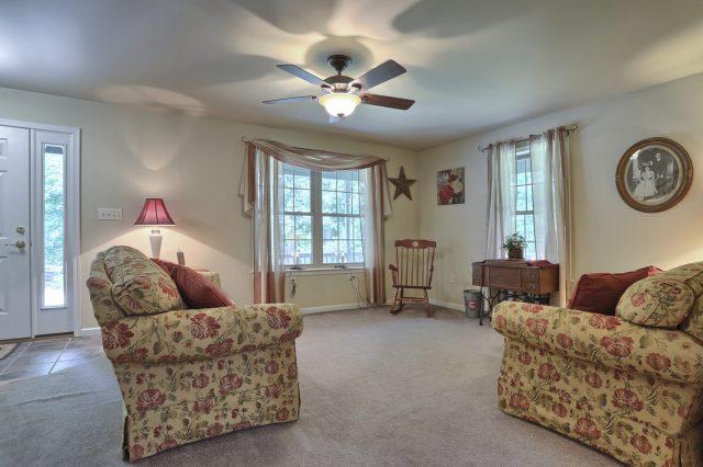 204 Black Oak Road - Living Room 1