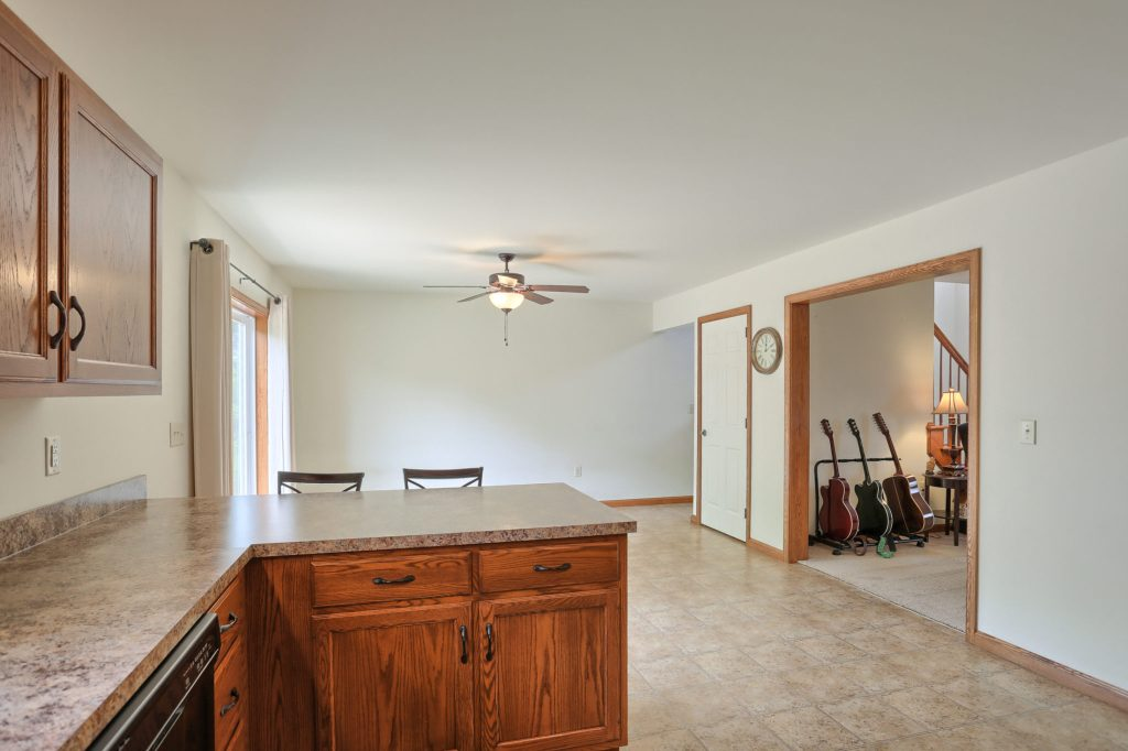 77 Gable Drive - Dining Area