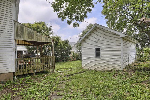 195 Walnut Street - Backyard