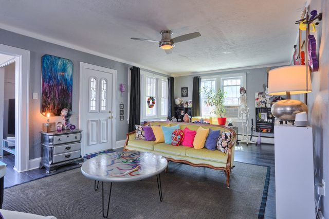 Living Room - 3700 N. 2nd Street