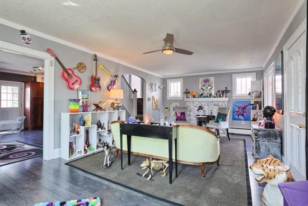 Full Living Room - 3700 N. 2nd Street