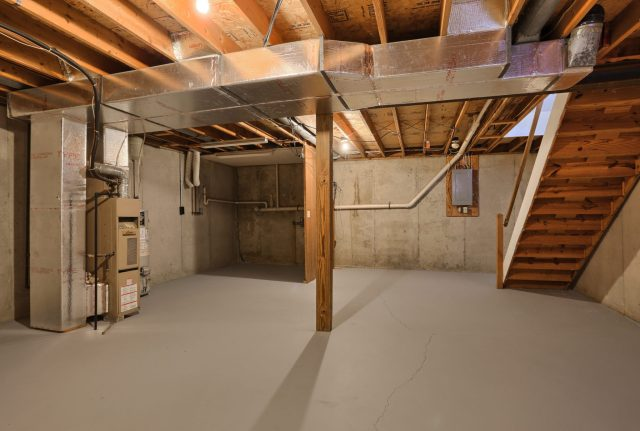 2160 Walnut St - Basement