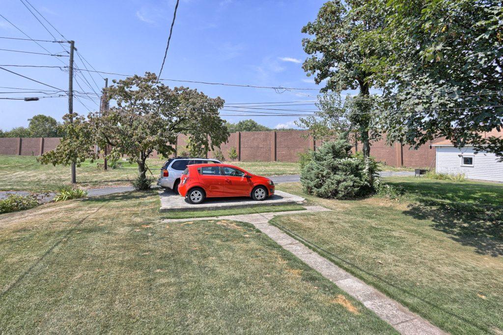 Parking Area - 3700 N. 2nd Street