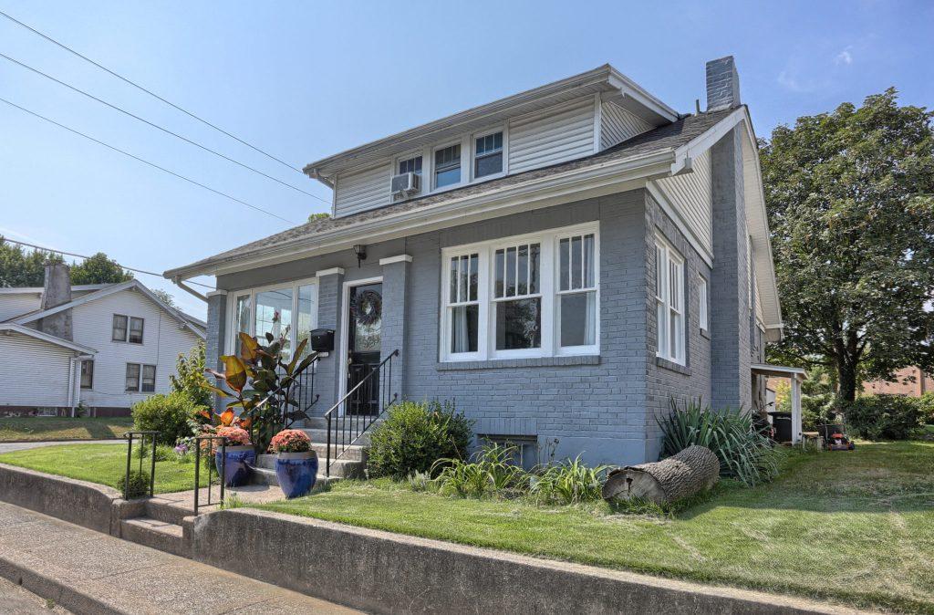 Side of home - 3700 N. 2nd Street