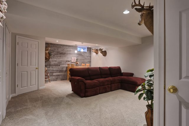 594 Cloverbrook Dr - lower level