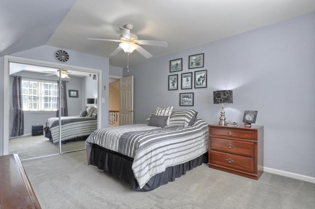 233 Troon Way - Bedroom#1 Interior View