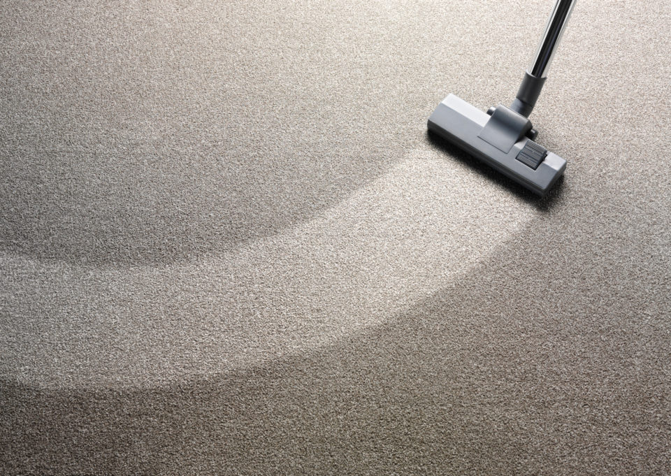 August Home Maintenance - Carpet Cleaning