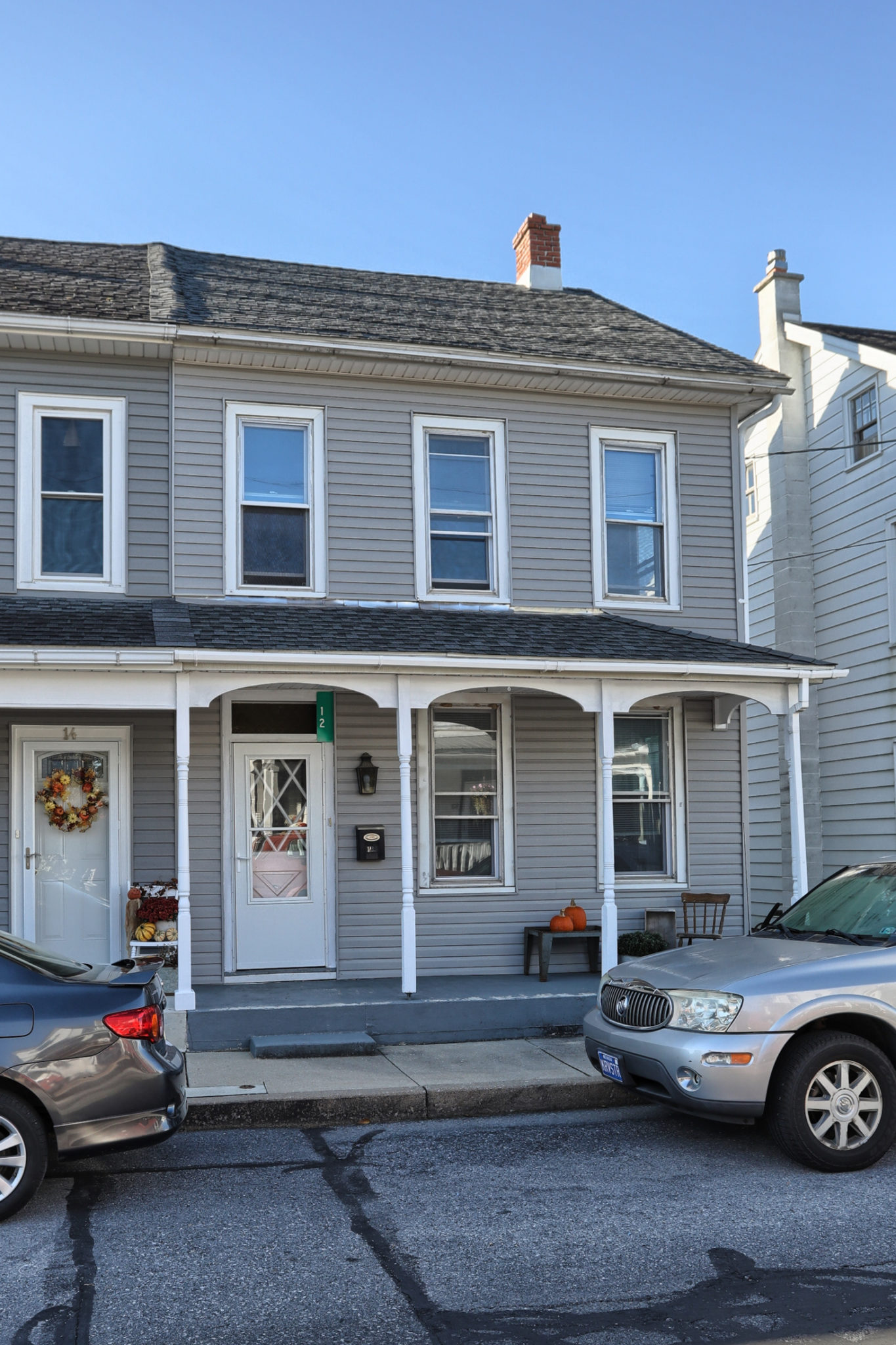 12 E. Maple Avenue - Front of this Myerstown Home for sale