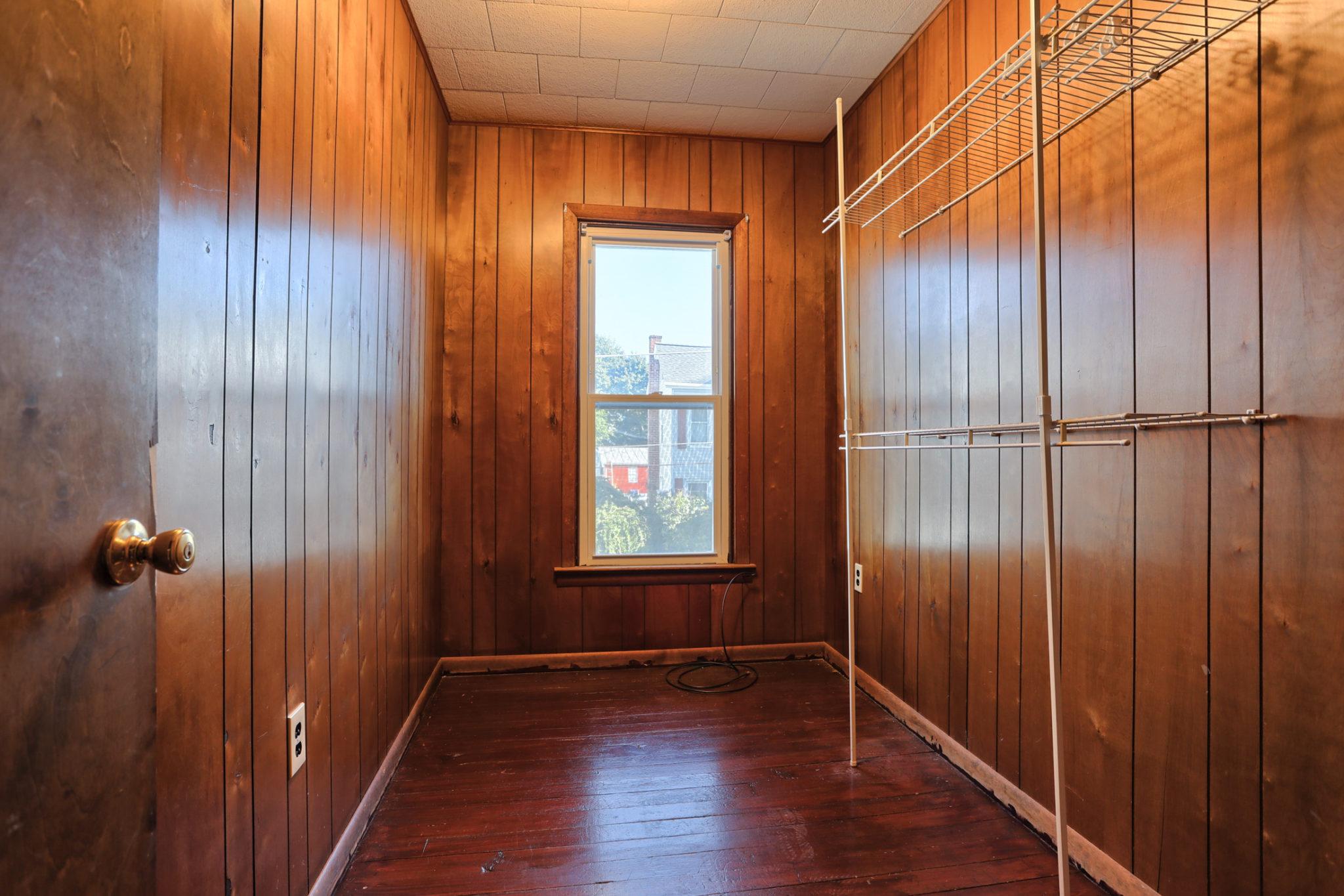 12 E. Maple Avenue - Hall entered closet