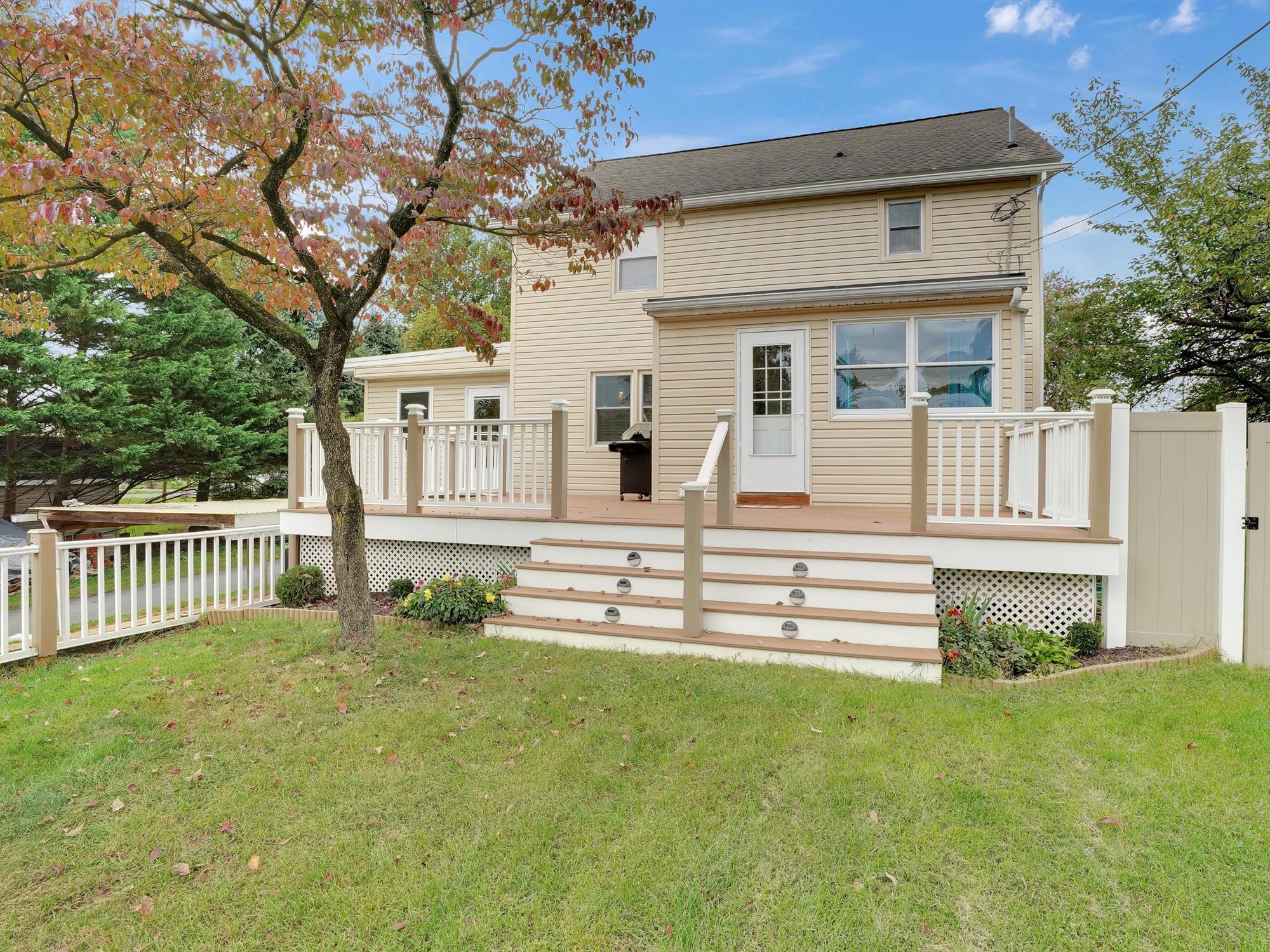 2022 Kline St - Back of Charming Single Family home