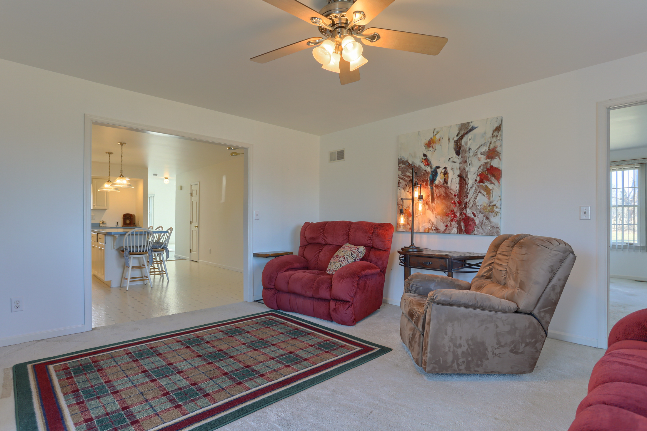 26 W. Strack Drive - Living Room