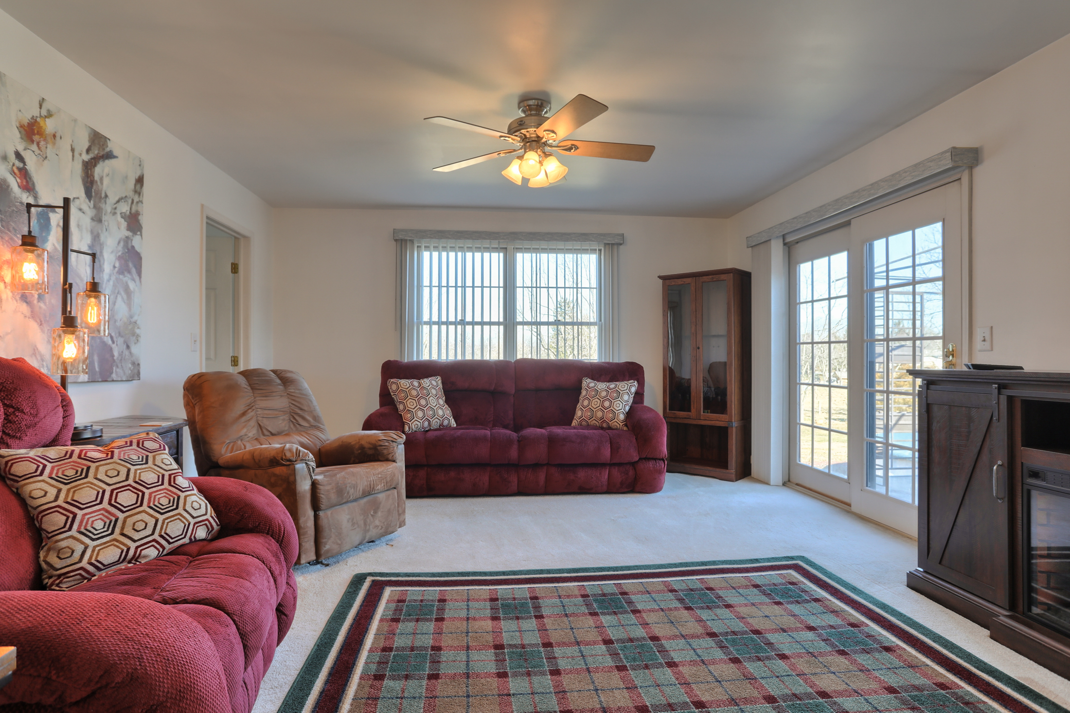 26 W. Strack Drive - Living Room 3 (ELCO Home with Land)