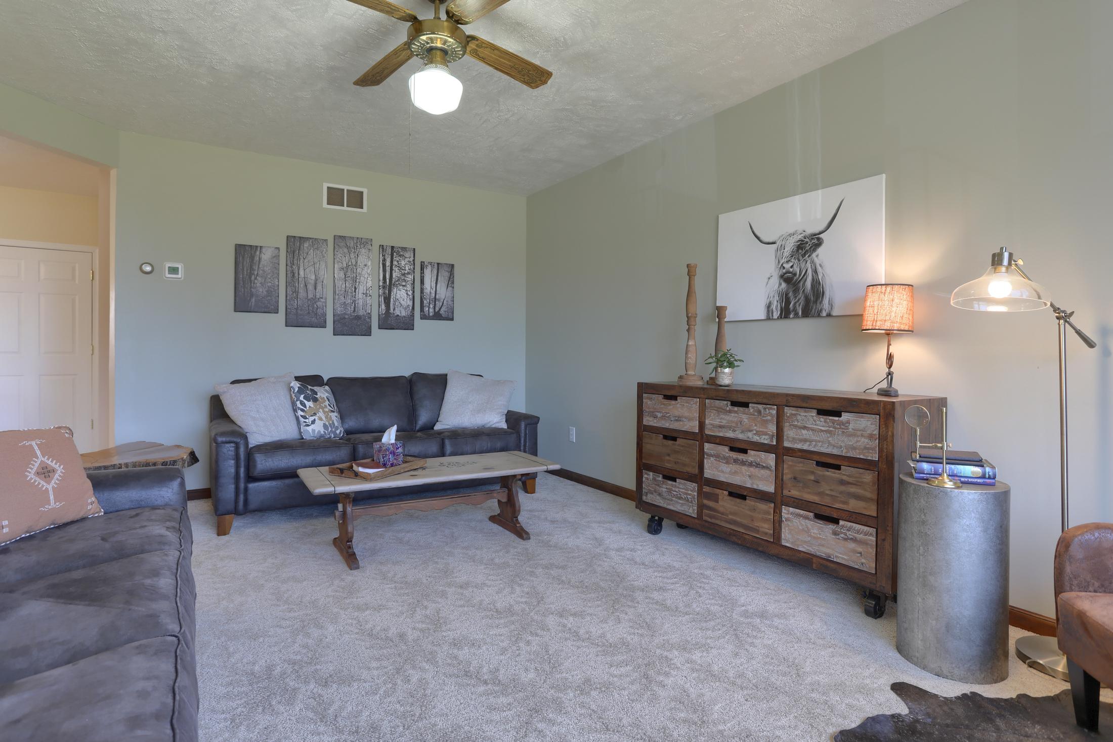 285 Strack Drive - living room 2