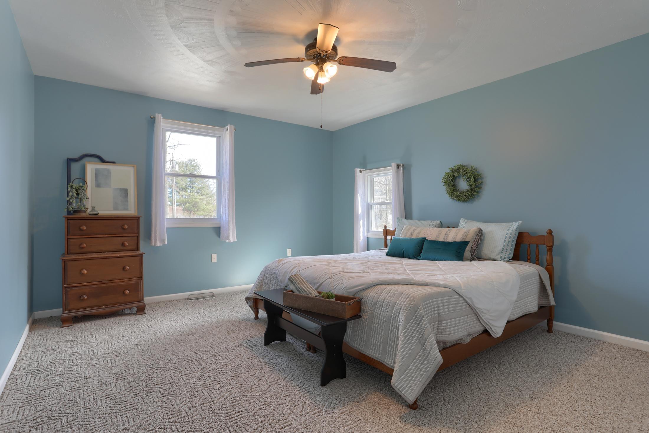 285 Strack Drive - Master Bedroom