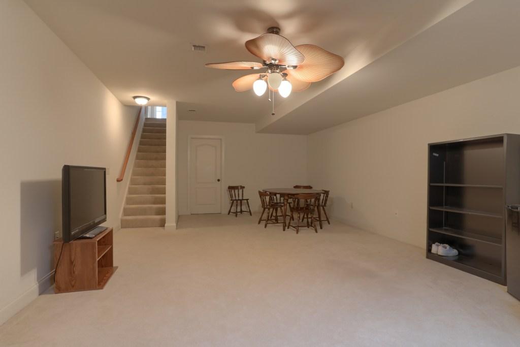 2000 Mallard Lane - finished basement