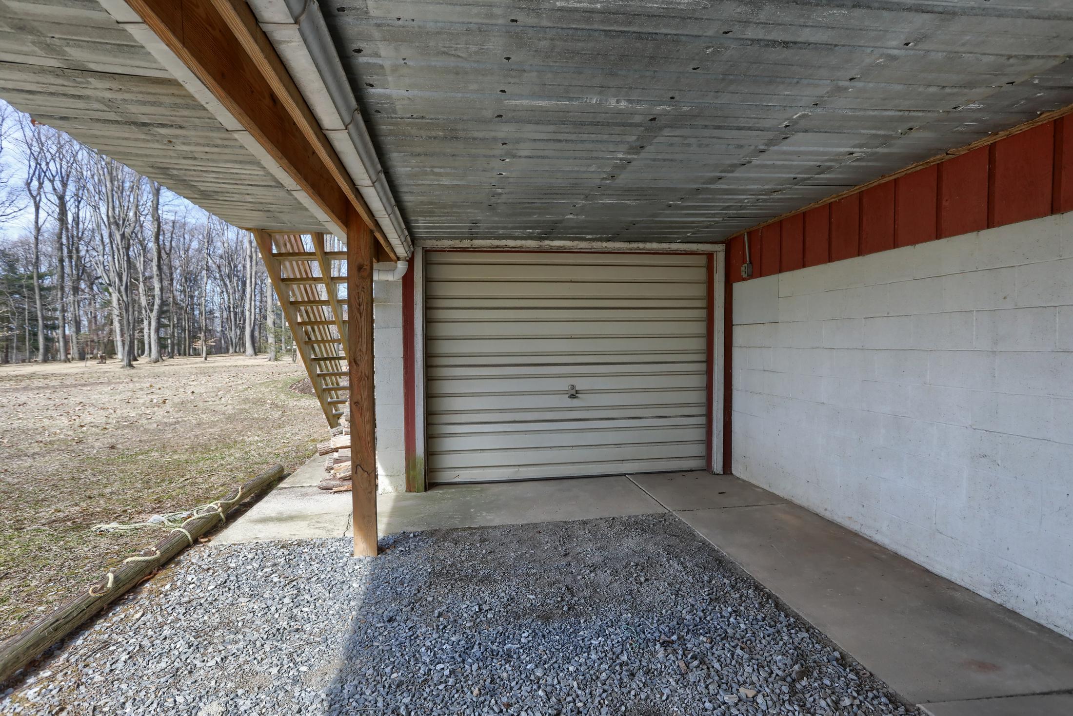 285 Strack Drive - Basement Storage