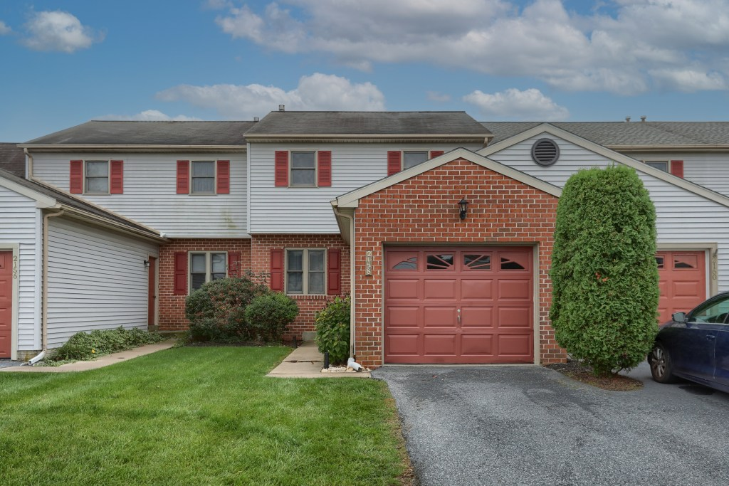 Welcome to 2158 Walnut Street, Lebanon PA 17042 - This convenient townhome is listed for sale by the Emmily Longenecker Team